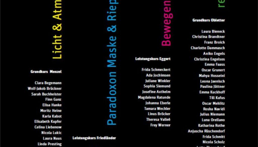 Semesterausstellung2018