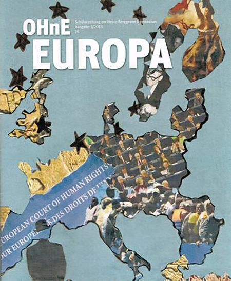 Schuelerzeitung OHnE Europa