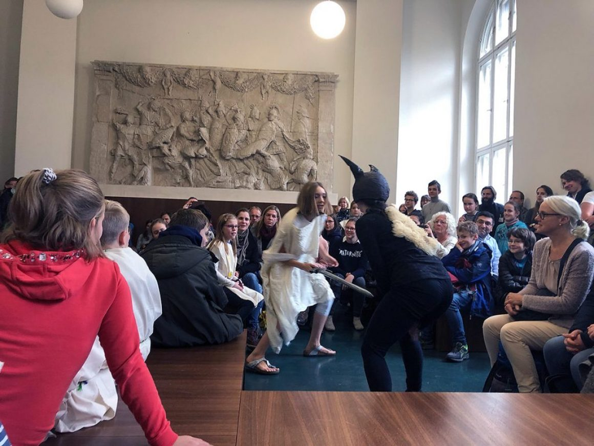 Altsprachenfest 2019 Theater