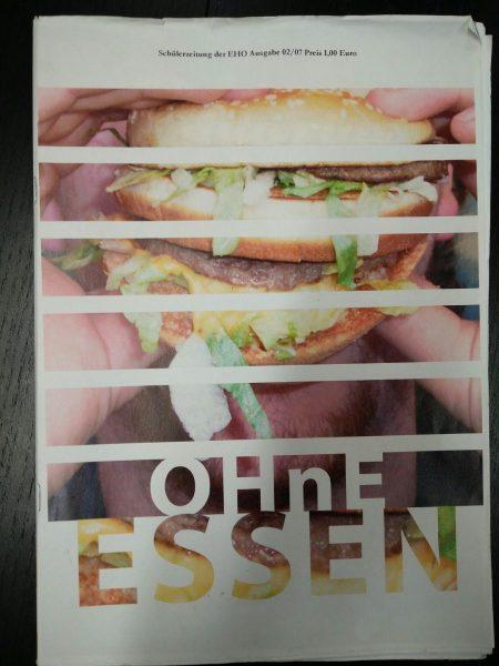 OHnE Essen