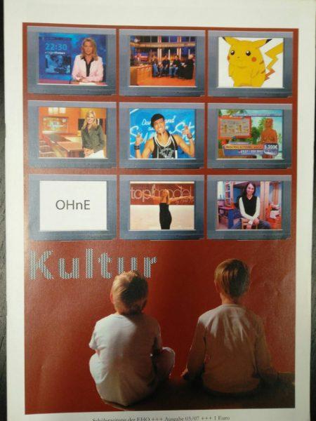 OHnE Kultur