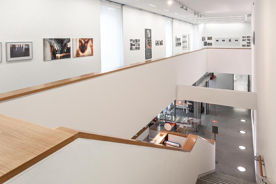 Umbruch Ausstellungsraum 1